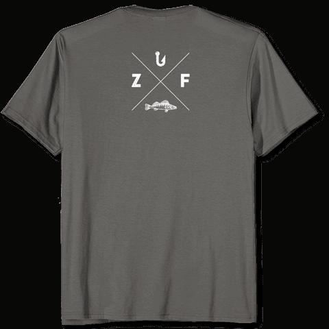 Zanderfang-T-Shirt-grau-back